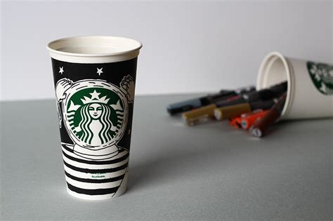 starbucks collaboration starbucks on behance