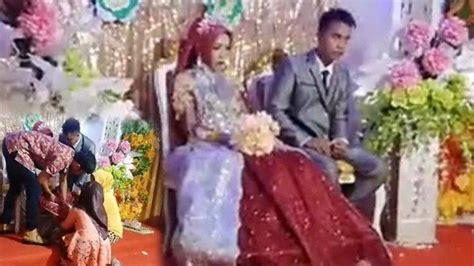 populer pengantin wanita meninggal akibat kelelahan