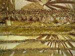 Mizza Tassel thumbnail picture images of discount designer coordinated matching contrasting fabrics and trims