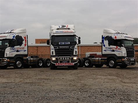 scania transnetwork south africa trucks fleets