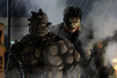 3d Genethics Kingkong vs the thing by weweoke on deviantart
