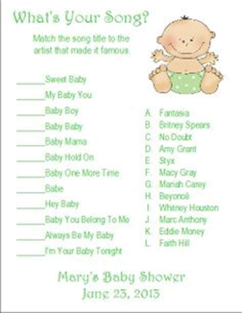 tune honeymoon quiz 1000 images about baby shower on pinterest baby shower