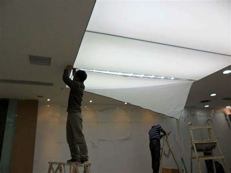 Pvc Stretch Ceiling by Aliexpress Buy Translucent Stretch Ceiling Pvc