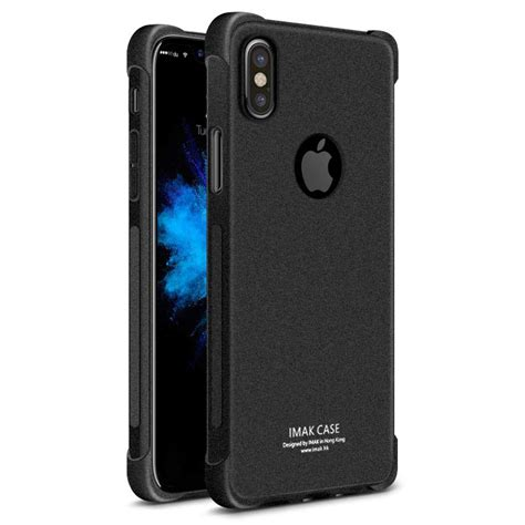 Softcase For Iphone imak anti tpu silicone softcase for iphone x matte