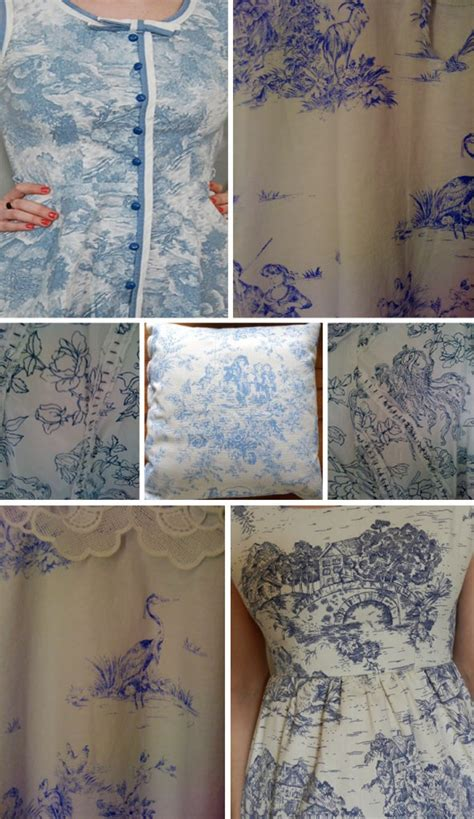 toile pattern history street patterns french toile pattern observer