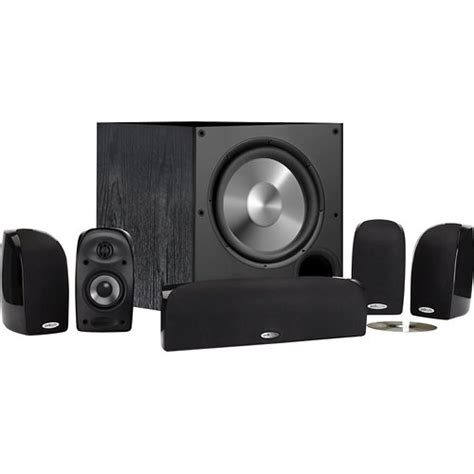 buy polk audio tl 1900 blackstone 5 1 channel home theater