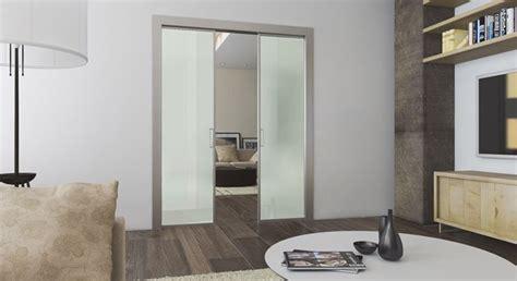 porte vetro scorrevoli prezzi porte vetro scorrevoli porte per interni