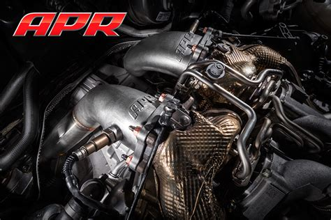 Audi Rs6 Downpipe by Audiboost Apr Releases C7 S6 Rs6 S7 Rs7 4 0 Tfsi V8