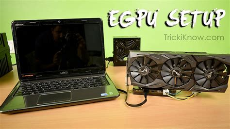 Graphic Card External external graphics card for laptop egpu setup complete guide 2018