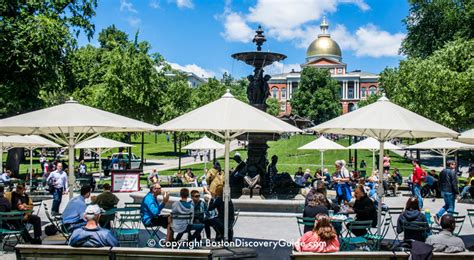 Boston Common Parking Garage Coupon by Boston Event Calendar August 2017 Best Things To Do
