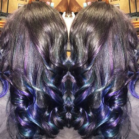 spill color spill hair with pravana vivids what i call work