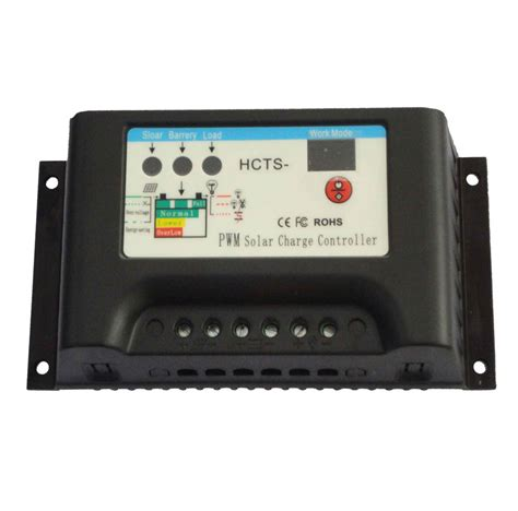Solar Light Controller Solar Charge Controller With Led Driver Hcts L Shenzhen