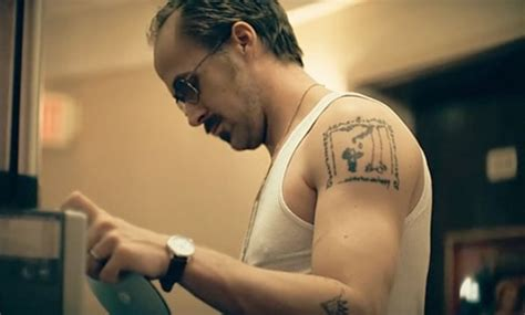 ryan gosling tattoo gosling tattoos giving tree and cactus