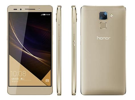 Hp Huawei Honor 7 Enhanced Edition huawei honor 7 enhanced edition goes official with android 6 0
