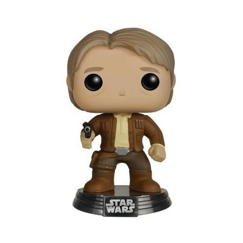 Funko Pop Original Han Wars funko pop wars episode 7 han figure