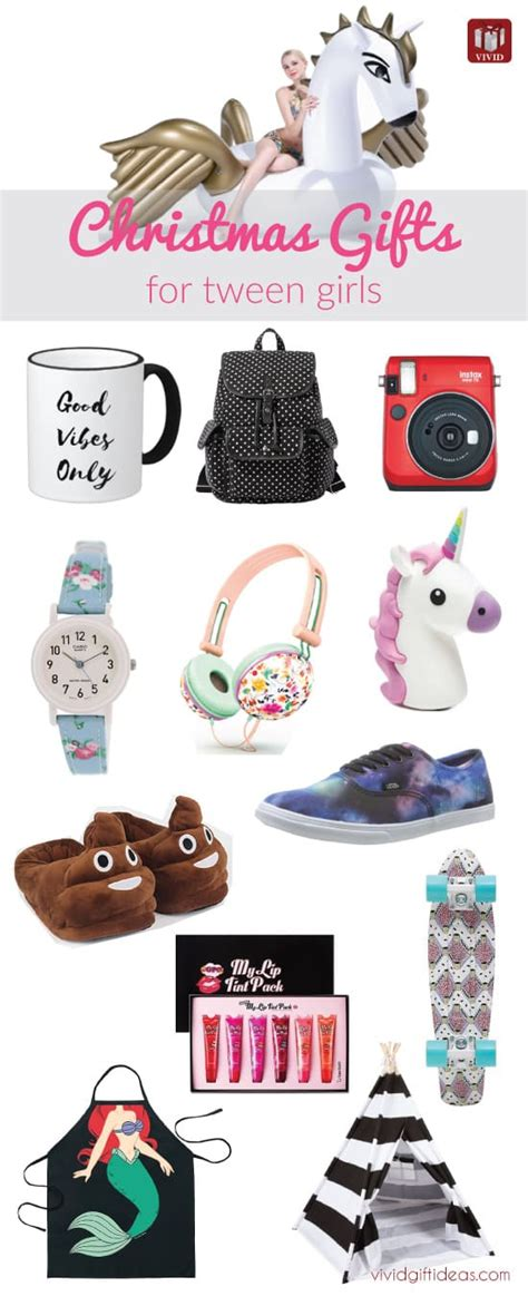 christmas holiday guide shopping for tween girls vivid s