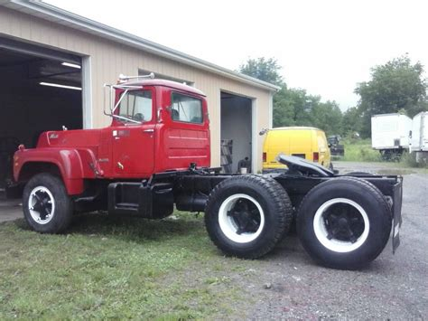 mack trucks for sale 1972 mack r700 v8 ohio trucks for sale bigmacktrucks com