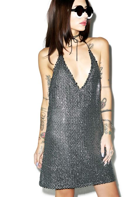 sequins and sunglasses slip on your sequin dress glare motel allie sequin slip dress dolls kill