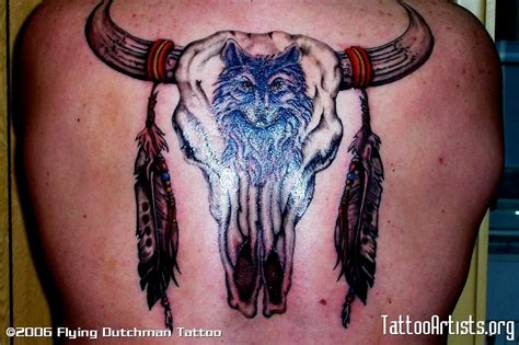 buffalo skull tattoo designs bison skull www imgkid the image kid has it