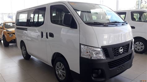 urvan nissan nissan urvan 2017 car for sale metro manila philippines