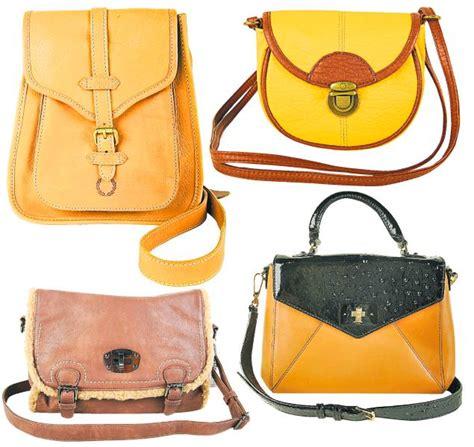 Longch Leather 1 camel color bag