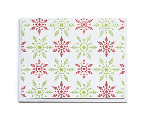 card snowflake templates card letterpress snowflake pattern day press