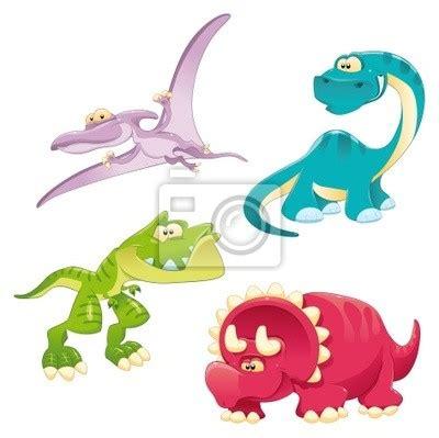 imagenes de la familia dinosaurio fotomural los dinosaurios de la familia divertidos