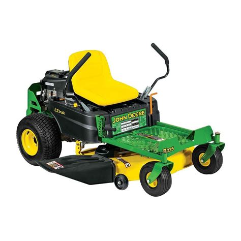 deere lawn mowers z235 42 in 20 hp hydrostatic gas