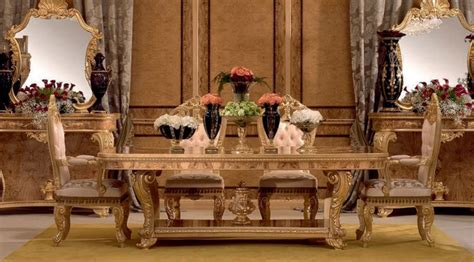 royal table luxury dining room furniture home decor