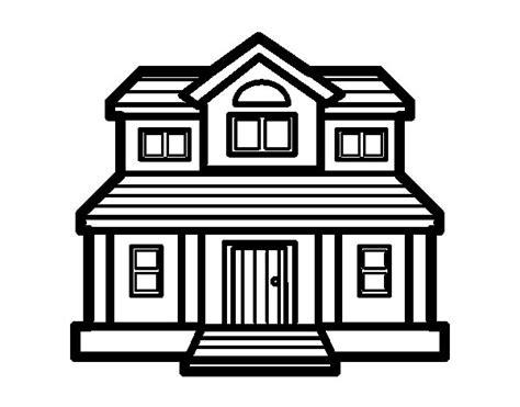 imagenes de casas lindas para dibujar dibujo de casa victoriana para colorear dibujos net