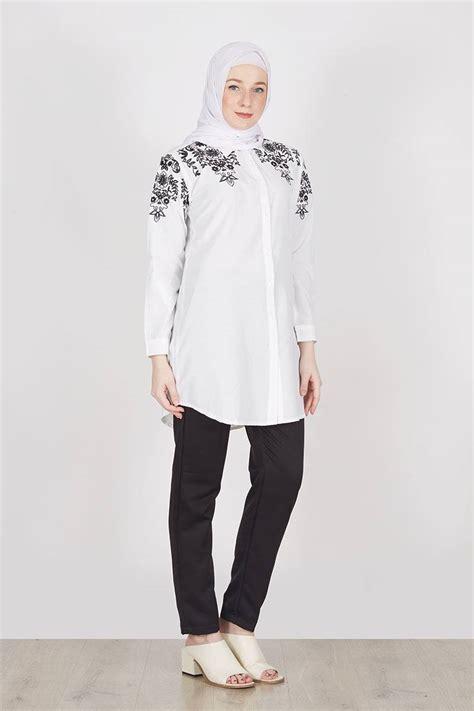 Blouse Wanita Lengan Panjang Warna Atasan Wanita Blouse koleksi terbaru model baju atasan 28 images koleksi