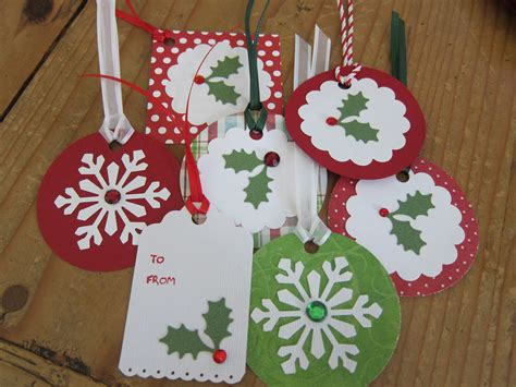 handmade gift tags lori s favorite things