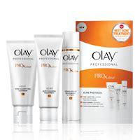 Olay Pro X Clear Acne Protocol aquatic cousins
