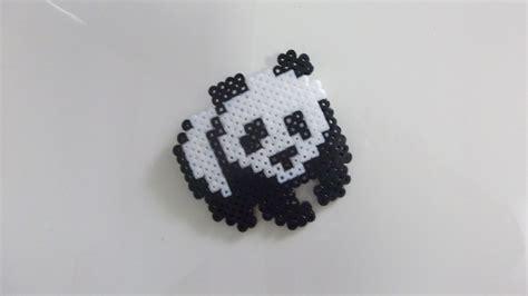 Fairy Home Decor by Tutorial Hama Beads Pyssla Panda Diy Spilla My Crafts