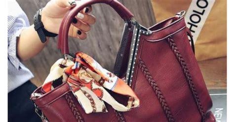 Tas Fashion Anak Import T2 512 tas wanita import kode t2 212 284 redwine