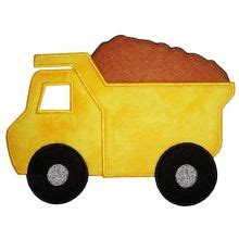 Dump Truck Applique Dump Truck by Dump Truck Applique Where The Tale Begins Custom