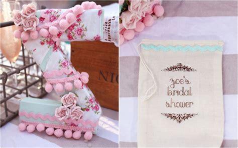 zoe s shabby chic bridal shower trueblu bridesmaid resource for bridal shower and