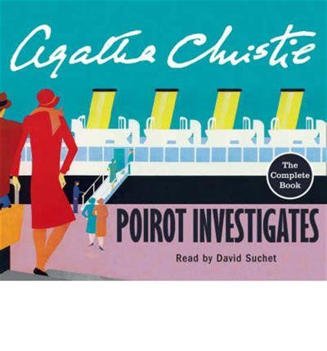 poirot investigates poirot poirot investigates agatha christie 9780007212866