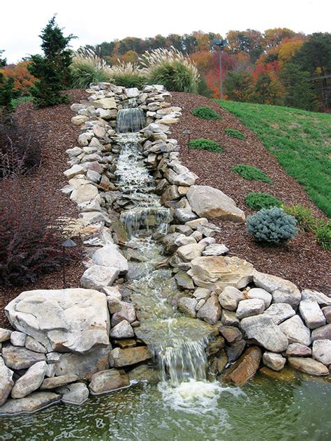 rock and boulder design don t put that there pond