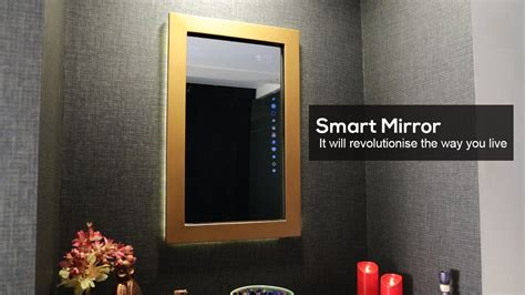 smart tips on where to put mirrors mirrors for dining room smart touchscreen mirror nuovo youtube