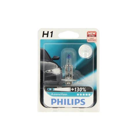 Lu Philips Xtreme Vision Plus H1 12v 55w Lu Halogen Original gl 252 hle philips h1 12v 55w x treme vision plus 130 audi bmw opel motointegrator de