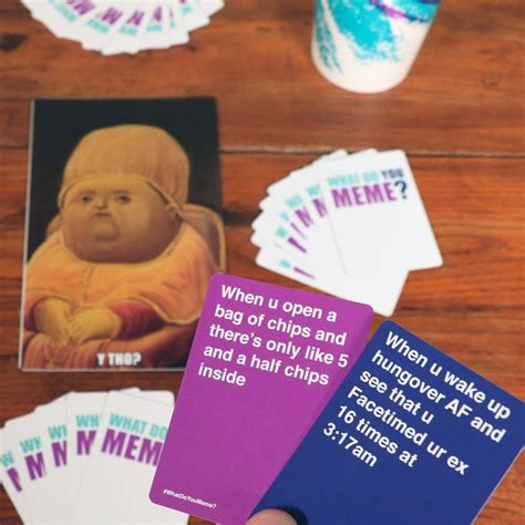 What Do You Meme - what do you meme card game popsugar australia tech