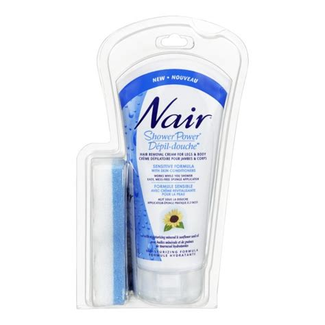 Nair Shower Power Sensitive by Buy Nair Shower Power Hair Removal In Canada Free Shipping Healthsnap Ca