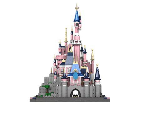 mini schloss lego ideas sleeping mini castle