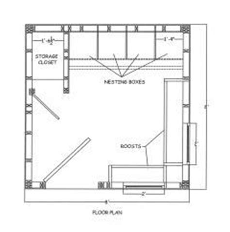 chicken coop floor plan chicken coop floor plans www pixshark com images