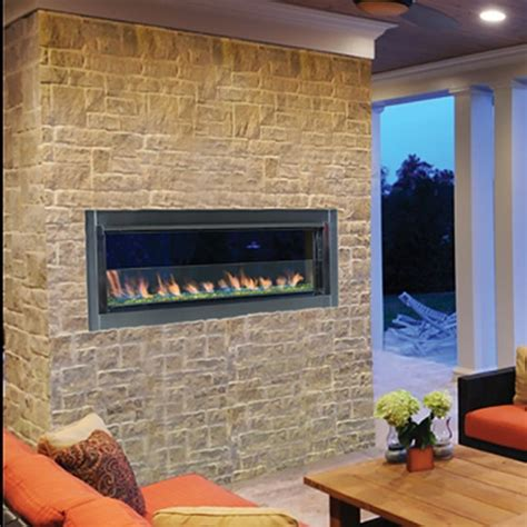 linear outdoor fireplace outdoor contemporary linear fireplace systems superior 43