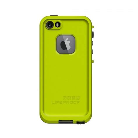Lifeproof Fre Iphone 5 5s Lime geekshive lifeproof iphone 5s fre series lime