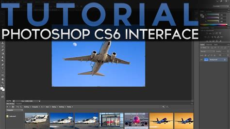 Tutorial Photoshop Cs5 Romana | tutorial photoshop cs6 interfata romana youtube