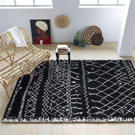 Tapis Berbere Noir Et Blanc by 14 Id 233 Es D 233 Co De Tapis Berb 232 Re