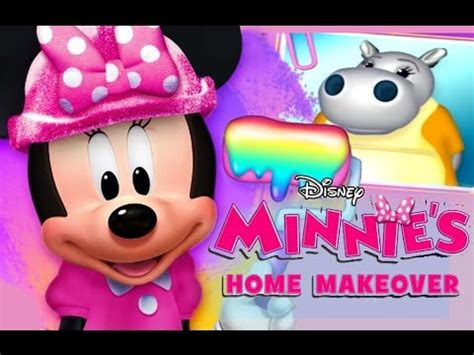 house of mouse games minnie s home makeover minnie mouse game episodes hippos house disney ipad apps youtube